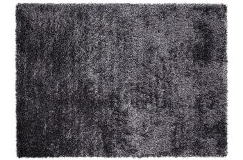 ESPRIT Hochflor-Teppich Cosy Glamour ESP-0400-92 grau 200 cm rund