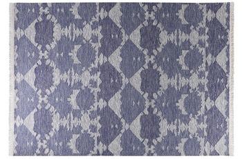 ESPRIT Teppich, Denim batik ESP-7020-01 blau