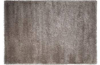 ESPRIT Hochflor-Teppich Freestyle ESP-8001-02  silber-braun 200 x 200 cm