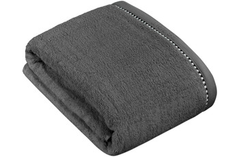 """ESPRIT Frottierserie """"Box Solid"""" anthracite"""