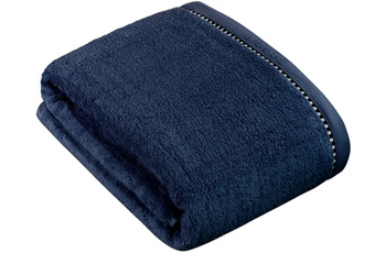 "ESPRIT Frottierserie ""Box Solid"" navy blue"