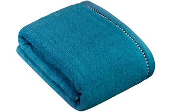 "ESPRIT Frottierserie ""Box Solid"" ocean blue"