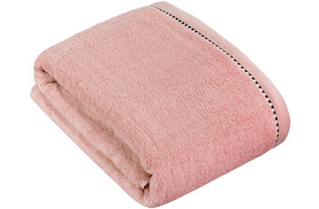 "ESPRIT Frottierserie ""Box Solid"" rose"