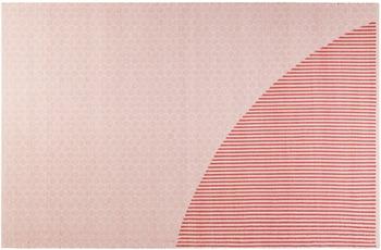 ESPRIT Kelim-Teppich East Atlanta Kelim ESP-6204-01 rosa