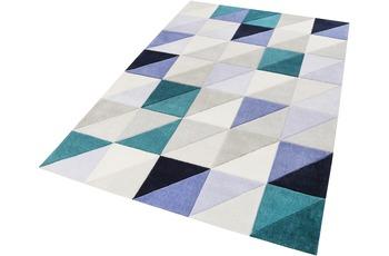 ESPRIT Kurzflor-Teppich Fastlane ESP-4313-04 grau 160x230 cm