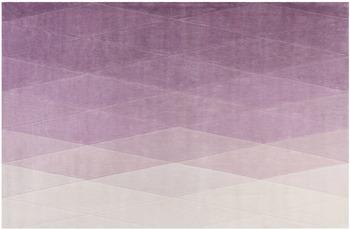 ESPRIT Kurzflor-Teppich Haux ESP-4318-01 lila 120x170 cm