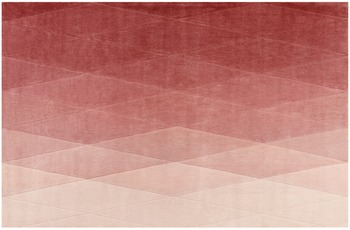 ESPRIT Kurzflor-Teppich Haux ESP-4318-02 rosa 160x230 cm