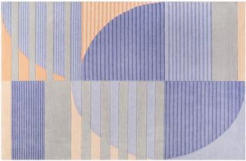 ESPRIT Kurzflor-Teppich Skybase ESP-4303-01 blau