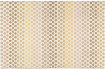 ESPRIT Kurzflor-Teppich SPOTTED STRIPE ESP-80274-060 beige
