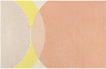ESPRIT Kurzflor-Teppich Tavai ESP-4302-03 orange 70x140 cm