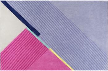 ESPRIT Kurzflor-Teppich XAZ ESP-4305-05 blau