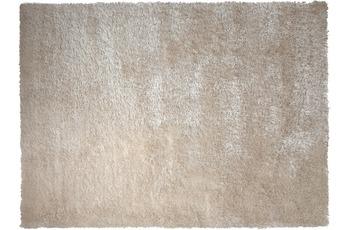 ESPRIT Hochflor-Teppich, New Glamour, ESP-3303-10, weiss