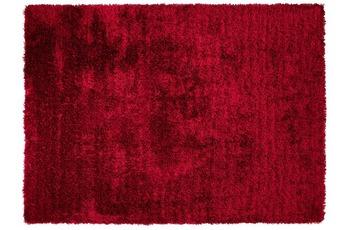 ESPRIT Hochflor-Teppich New Glamour ESP-3303-15 rot 90 x 160 cm