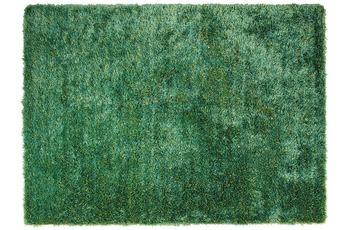 ESPRIT Hochflor-Teppich New Glamour ESP-3303-17 grün-aqua 90 x 160 cm