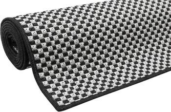 ESPRIT Outdoorteppich Raccoon ESP-22557-960 schwarz