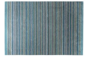 ESPRIT Teppich, Samba Stripes ESP-3623-06 blau