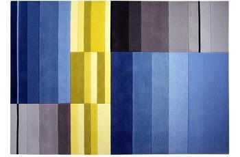 ESPRIT Teppich, Split ESP-3309-01 blau