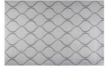 ESPRIT Teppich Aramis ESP-4182-03 silber grau 90x160