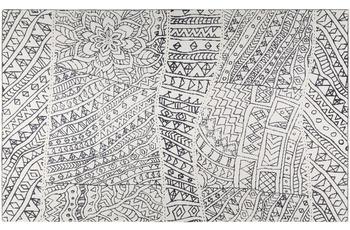 ESPRIT Teppich Cosmo Kelim ESP-6022-01 weiß 160x230