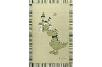ESPRIT Teppich Dragon & castle ESP-508-02 grün