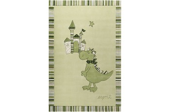 ESPRIT Teppich Dragon & castle ESP-508-02 grün 170x240