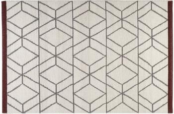 ESPRIT Teppich Hexagon ESP-7703-01 beige