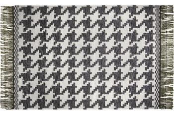 ESPRIT Teppich, Houndstooth, ESP-1402-01 80 cm x 150 cm