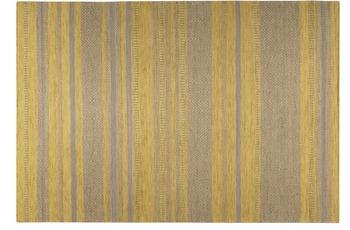 ESPRIT Teppich Hudson Kelim ESP-6113-05 gelb /  taupe