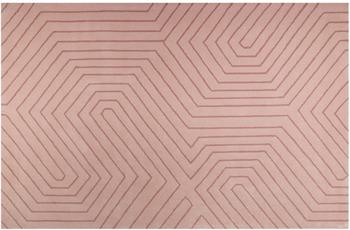 ESPRIT Teppich Raban ESP-4183-03 rosé 200x300