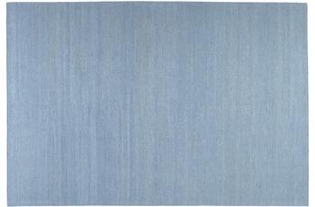 ESPRIT Handwebteppich Rainbow Kelim ESP-7708-02 blau