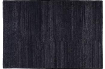 ESPRIT Handwebteppich Rainbow Kelim ESP-7708-12 schwarz 160x230