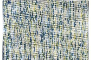 ESPRIT Handwebteppich Reflection ESP-1431-08 blau