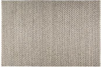 ESPRIT Teppich Sandi Kelim ESP-6020-02 weiß /  schwarz
