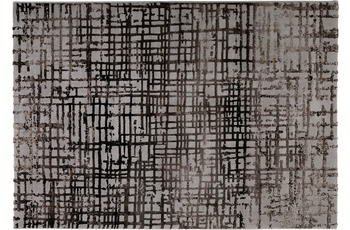 ESPRIT Teppich Velvet grid ESP-3385-095 braun 133x200
