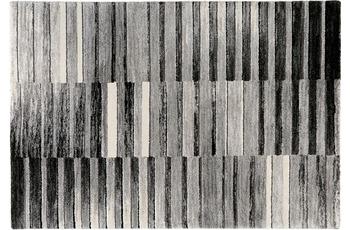 ESPRIT Teppich Wild stripes ESP-3389-095 schwarz-weiss 80x150