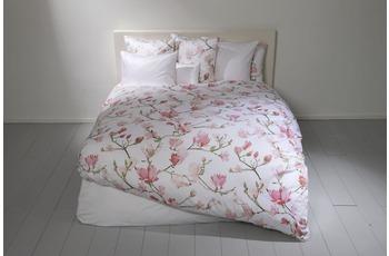 Fischbacher Bezug 383 Madeleine rosa/ pink 828 bedruckt