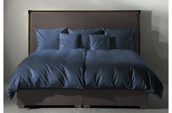 Fischbacher Bettbezug 902 Jersey blau 241 uni