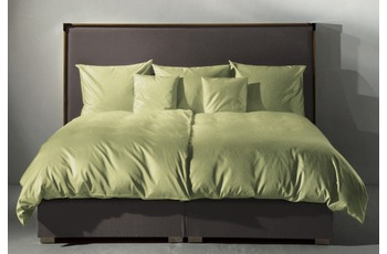 Fischbacher Bettbezug 902 Jersey grün 845 uni