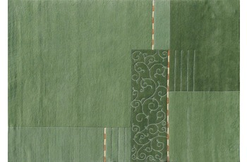 Ghorka 271 grün 120 x 180 cm
