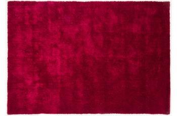 Gino Falcone Teppich Alessia Alessandro UNI 200 rot 190 x 290 cm