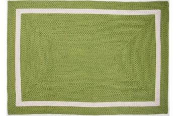 Gino Falcone Handwebteppich Benito 24463 300 grün