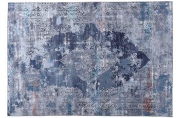 Gino Falcone Teppich Cecilia blue multi