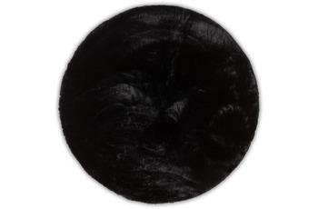 Gino Falcone Teppich Chiara black