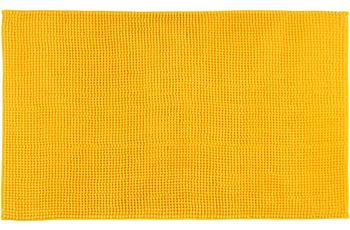 Gözze Badteppich Chenille gelb