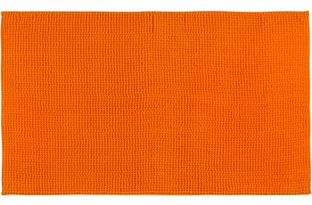 Gözze Badteppich Chenille orange