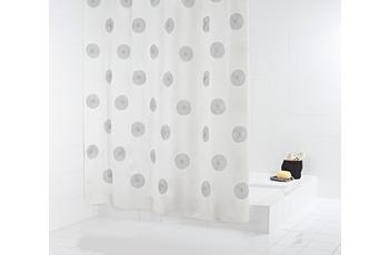 GRUND Duschvorhang ALI BABA weiss-schwarz