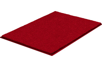 GRUND Badteppich Iconic rubin 65x115 cm