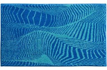GRUND , Badteppich, KARIM RASHID Concept 13 244 blau-türkis