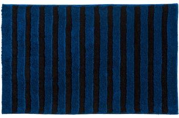 GRUND , Badteppich, KRAKONOS 4185 blau-schwarz
