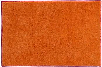 GRUND Badteppich SOTO 264 orange-pitayapink 60 cm x 90 cm
